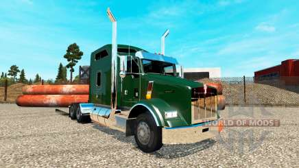 Kenworth T800 v1.0 for Euro Truck Simulator 2