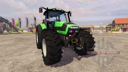 Deutz-Fahr Agrotron 1145 TTV v2.0 for Farming Simulator 2013