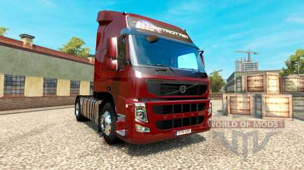 Volvo FM13 v2.2 for Euro Truck Simulator 2