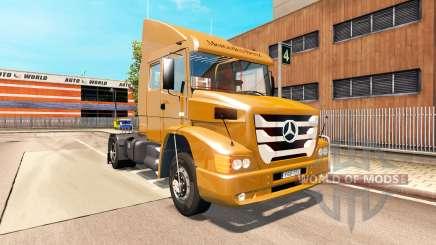 Mercedes-Benz Atron 1635 for Euro Truck Simulator 2