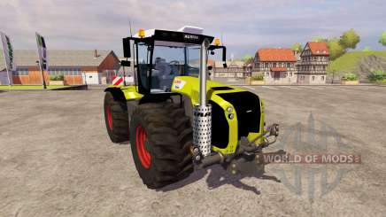 CLAAS Xerion 5000 Trac VC v2.1 for Farming Simulator 2013