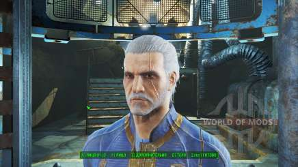Geralt of Rivia for Fallout 4