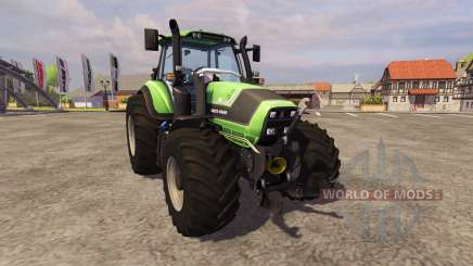 Deutz-Fahr Agrotron 6190 TTV for Farming Simulator 2013