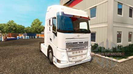 Volvo FH16 2013 [fixed] for Euro Truck Simulator 2