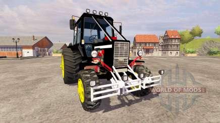 MTZ-82 [black] for Farming Simulator 2013