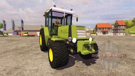 Fortschritt Zt 323-A for Farming Simulator 2013