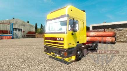 DAF FT 95.430ATi Super Space Cab for Euro Truck Simulator 2