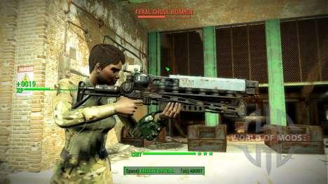 Multi-cam Vault Suit Re-texture for Fallout 4