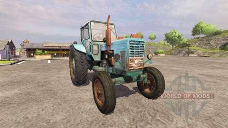 MTZ-80L for Farming Simulator 2013