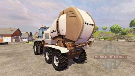 Freidl Roundbaler for Farming Simulator 2013