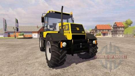 JCB Fastrac 185-65 v1.2 for Farming Simulator 2013