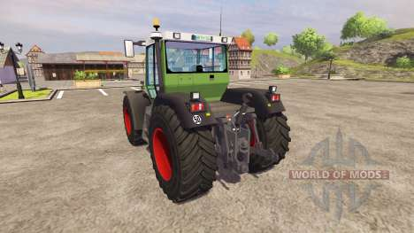 Fendt Xylon 524 v4.0 for Farming Simulator 2013