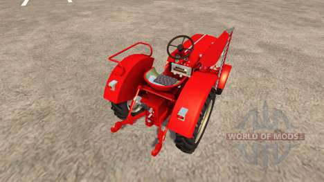 Porsche Standard [cutter] for Farming Simulator 2013