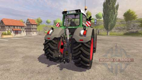 Fendt 939 Vario v1.1 for Farming Simulator 2013