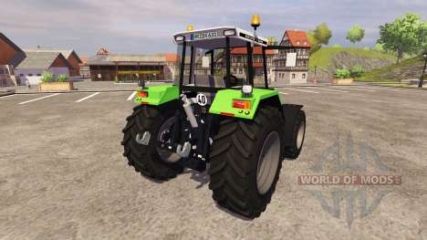 Deutz-Fahr AgroStar 6.31 Turbo for Farming Simulator 2013