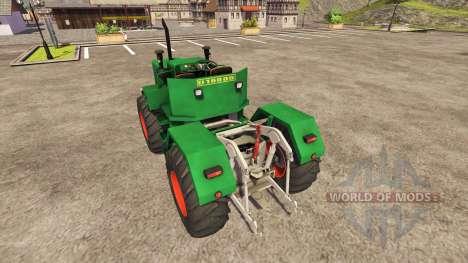 Deutz-Fahr D 16006 v2.1 for Farming Simulator 2013