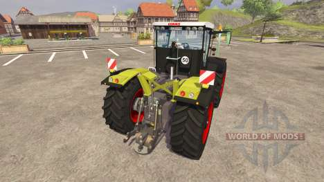 CLAAS Xerion 3800 SaddleTrac for Farming Simulator 2013
