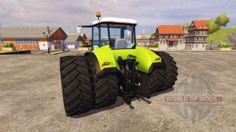 CLAAS Arion 640 v2.0 for Farming Simulator 2013