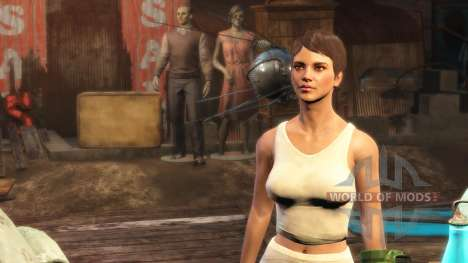 Calientes Beautiful Bodies Enhancer - NN Curvy for Fallout 4