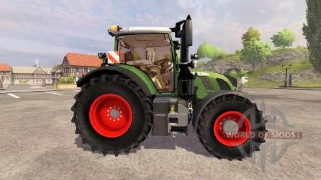 Fendt 516 Vario SCR Professional Plus for Farming Simulator 2013