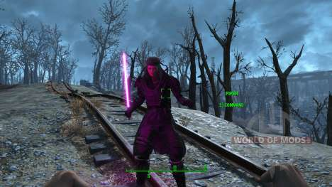 Lightsabers for Fallout 4