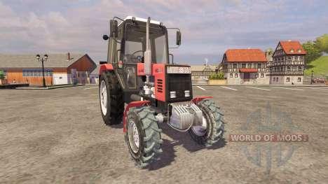 MTZ 820.1 Belarusian for Farming Simulator 2013