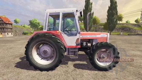 Massey Ferguson 698T for Farming Simulator 2013