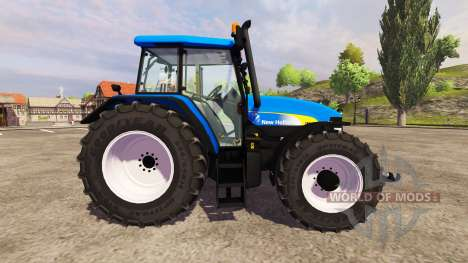New Holland TM 175 for Farming Simulator 2013
