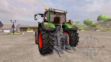 Fendt 512 Vario [ProfiPlus] for Farming Simulator 2013