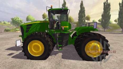 John Deere 9630 v2.0 for Farming Simulator 2013