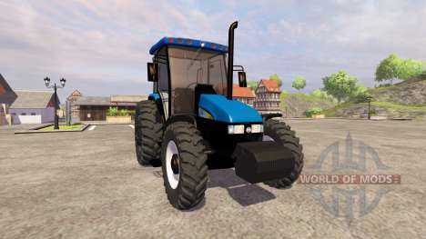 New Holland TL 75 v2.0 for Farming Simulator 2013