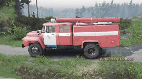 ZIL-130 AC-40 [08.11.15] for Spin Tires
