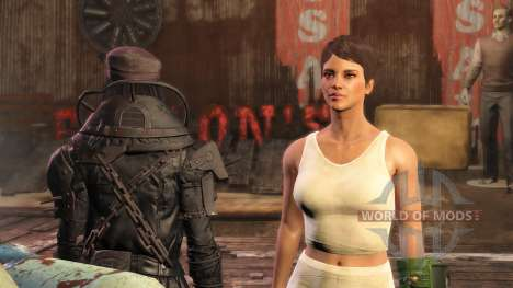 Calientes Beautiful Bodies Enhancer - NN Vanill for Fallout 4