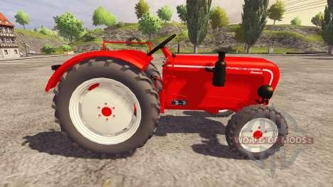 Porsche Standard v1.1 for Farming Simulator 2013