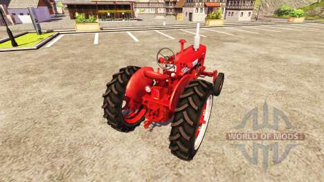 Farmall 450 for Farming Simulator 2013