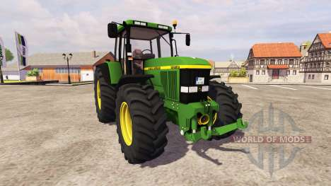 John Deere 7810 v2.0 for Farming Simulator 2013