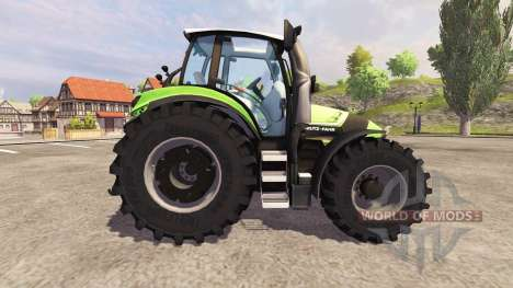 Deutz-Fahr Agrotron 430 TTV [PloughingSpec] for Farming Simulator 2013