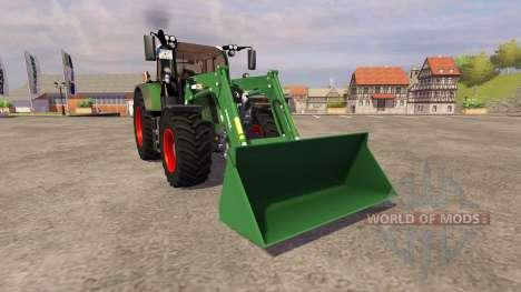 Fendt 724 Vario SCR for Farming Simulator 2013