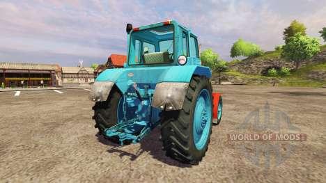 MTZ-80 [old] for Farming Simulator 2013