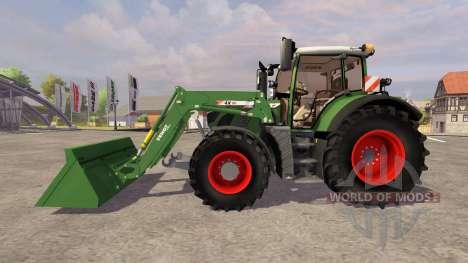 Fendt 512 Vario SCR Professional for Farming Simulator 2013