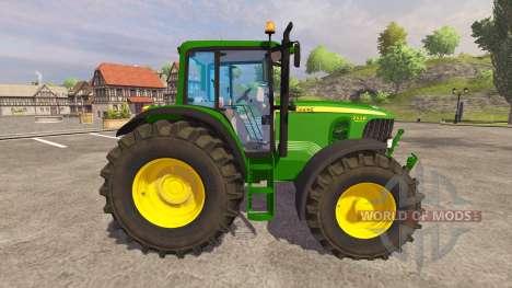 John Deere 7530 Premium v1.1 for Farming Simulator 2013