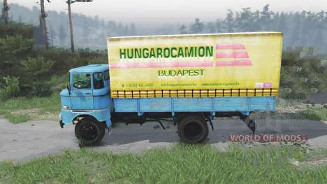 IFA W50 [08.11.15] for Spin Tires