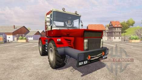 K-R v1.4 for Farming Simulator 2013