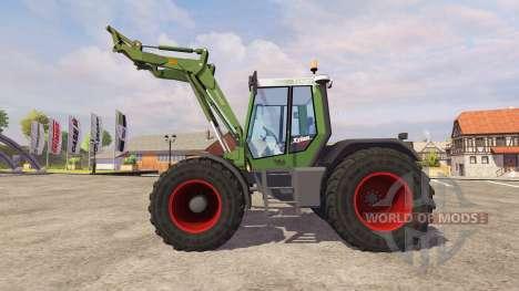 Fendt Xylon 524 v4.0 for Farming Simulator 2013