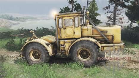 K-700 Kirovets [08.11.15] for Spin Tires