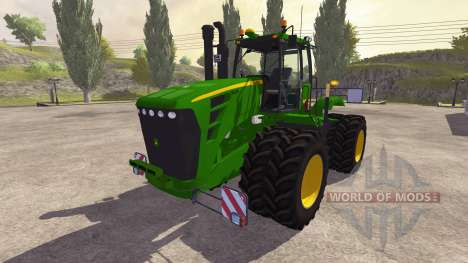 John Deere 9630 for Farming Simulator 2013