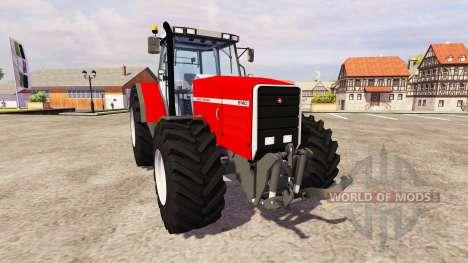 Massey Ferguson 8140 for Farming Simulator 2013