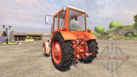 MTZ-550 for Farming Simulator 2013