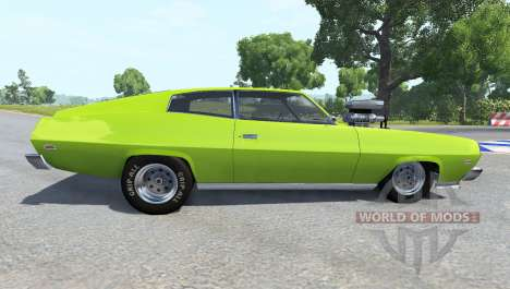 Gavril Bandit 1972 for BeamNG Drive