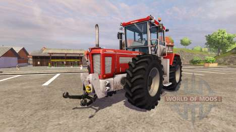 Schluter Super-Trac 2500 VL [ploughspec] for Farming Simulator 2013